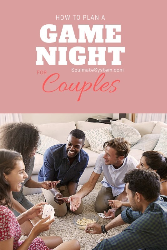 Couples Game Night - How to Plan with Checklist! 3