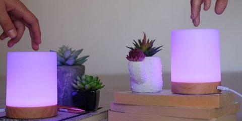 Long-Distance & Friendship Touch Lamps